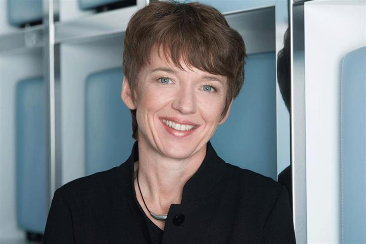 Airey: before Yahoo! she ran Channel 5 and has worked at Sky and ITV