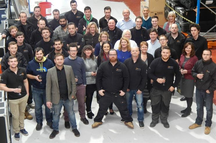 DB Systems currently employs 63 people