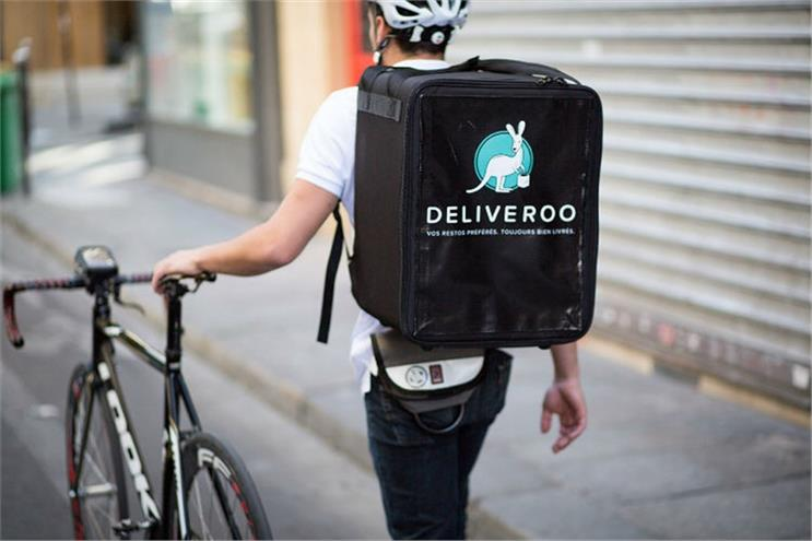 Deliveroo: Initiative will not handle UK media