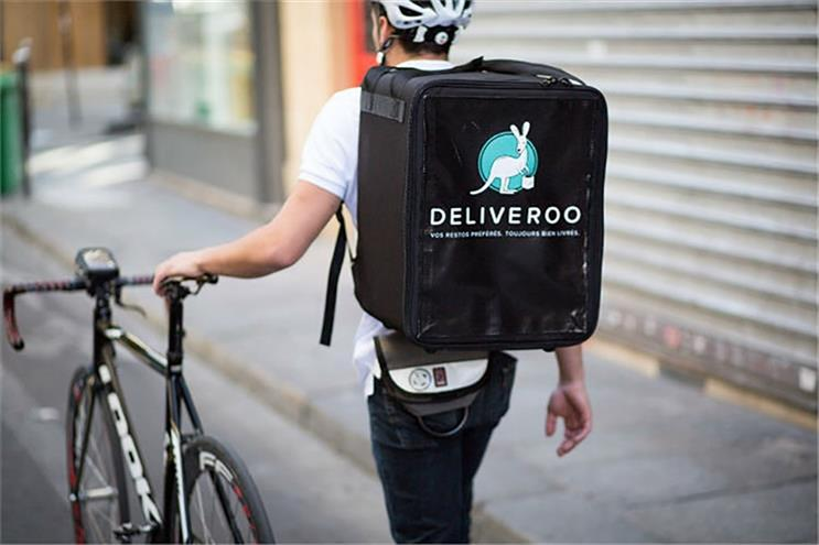 Deliveroo: in midst of attempt to sell minority stake to Amazon