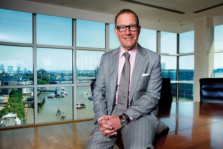 Richard Desmond: the chairman of Northern & Shell