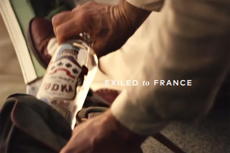 Smirnoff: Diageo brand