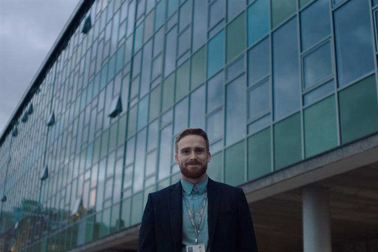 Department for Education: ad shows teaching as a vibrant career