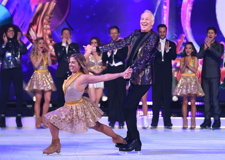 ITV: shorter buying deadline will apply in early 2021. 'Dancing On Ice' returns in January (Picture: Getty)