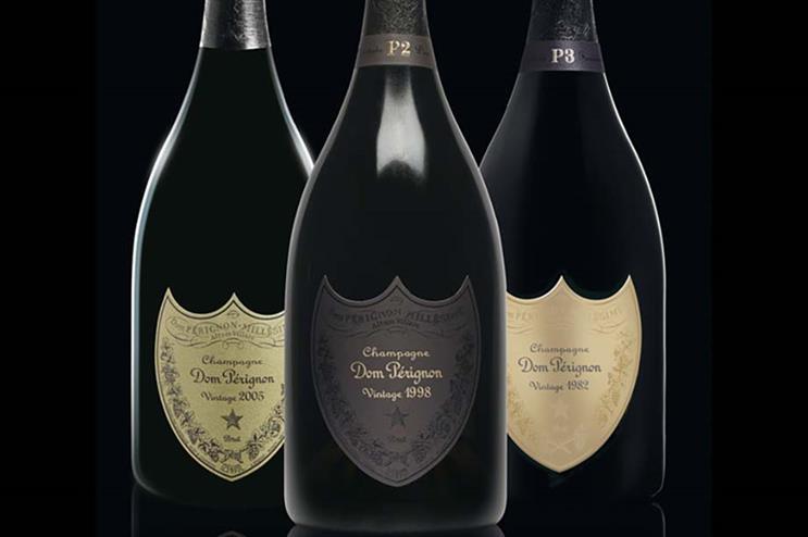 Dom Pérignon to create multi-sensory champagne pop-up in London