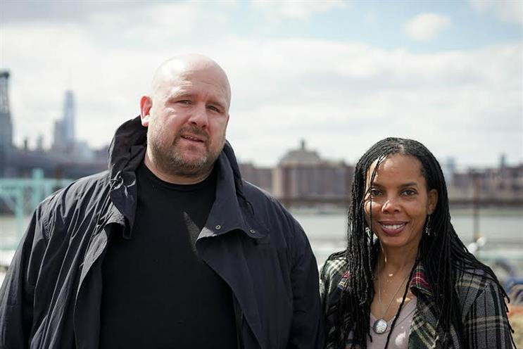 Vice's David Lennon and Donna Lamar