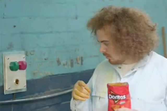 Doritos: gross but funny