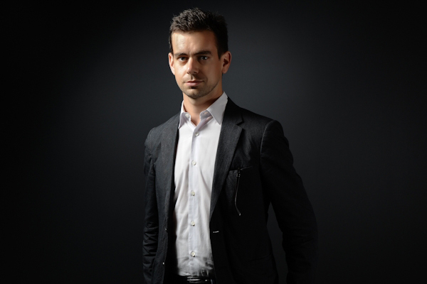 Jack Dorsey: has been interim chief executive of Twitter since July