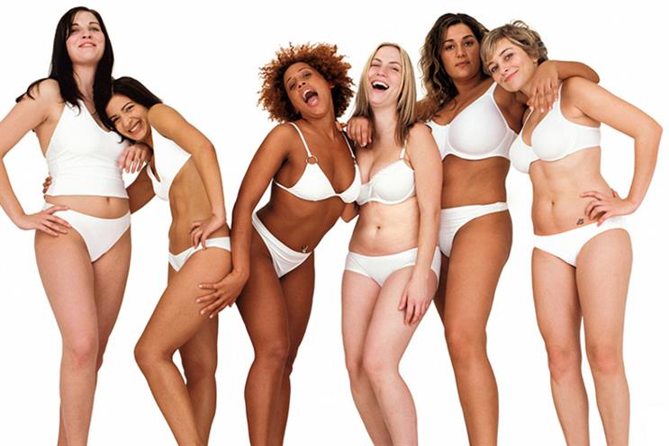 Dove: 'Real curves' campaign