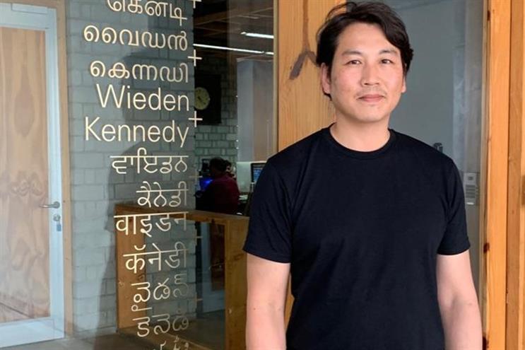 Dean Wei, ECD, W&K Delhi