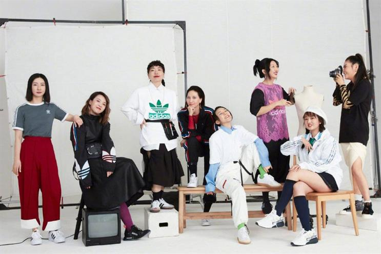 Adidas: sportswear brands are deeply embedded in Chinese icon culture and reality TV