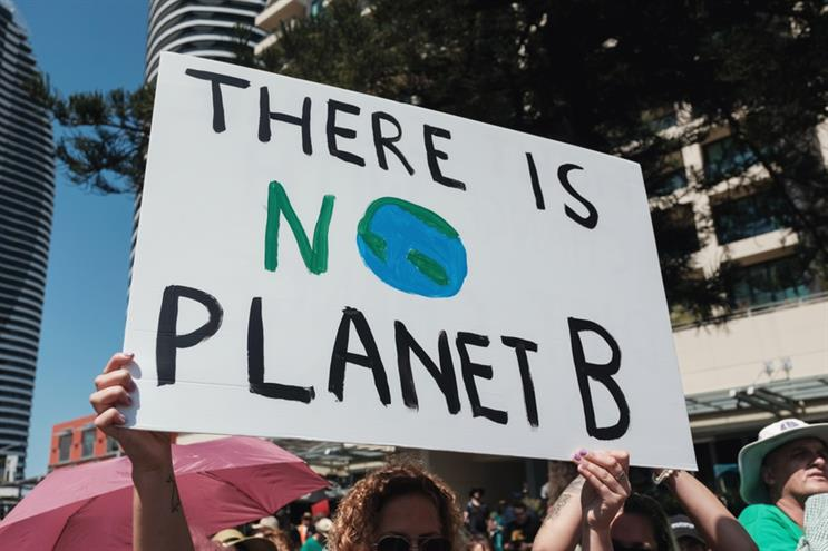 Planet Pledge: encourages CMOs to take action in four key areas (Image: Shutterstock)