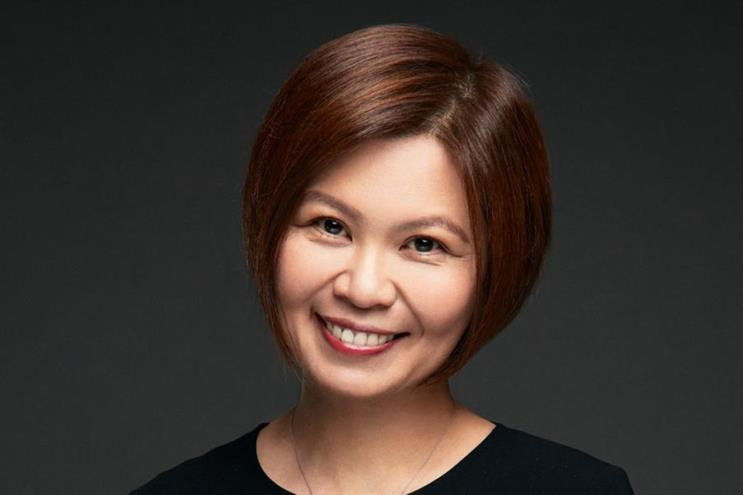 Lin: former global CEO of Isobar
