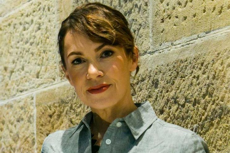 Fiona Johnston: has also worked at MediaCom Australia