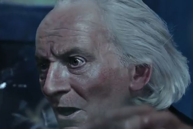 Doctor Who: 50th anniversary trailer features original actor William Hartnell