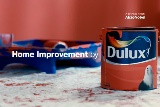 Dulux: AkzoNobel brand is a longstanding Design Bridge client