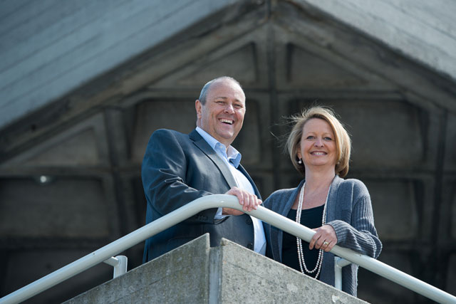 Clive Humby and Edwina Dunn: join Starcount