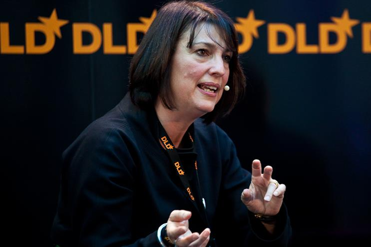 Carolyn McCall: confirmed as ITV's new chief executive