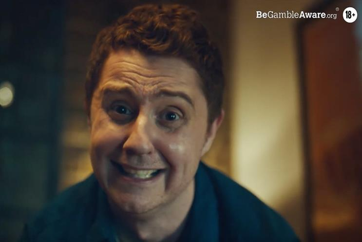 Ladbrokes: campaign highlights excitement of gambling