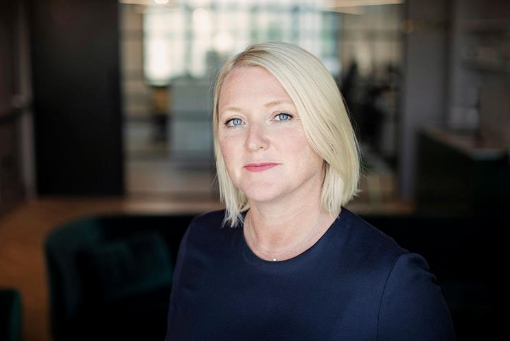 Mel Edwards: top job at Wunderman