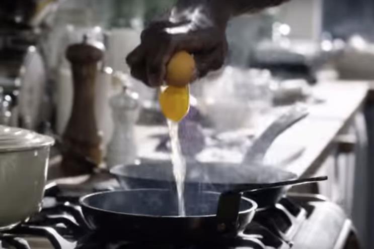 Lurpak: it's 'freestyle' ad by Wieden & Kennedy makes the shortlist
