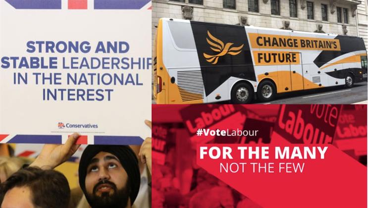 Want to win an election? Then launch a brand