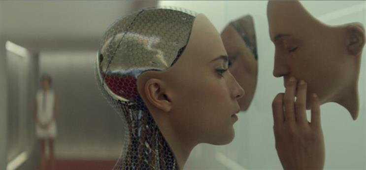 Ex Machina: culture is abuzz with stories about how a tech-focused world is causing us to lose emotional connection with our 'inner selves