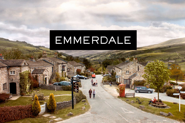 Emmerdale: media agency staff will get to visit the sets of leading ITV shows