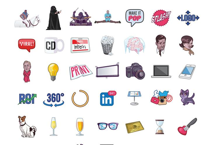 Creative emojis: 'programmatic' is under development