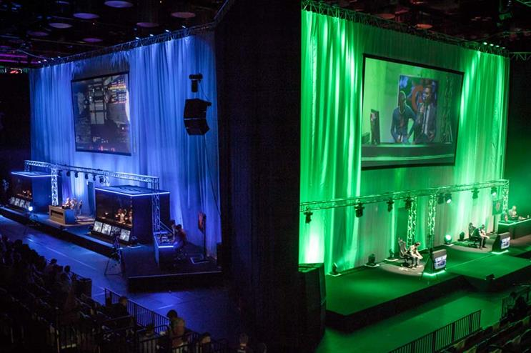 Vue and Gfinity to open UK's first ever e-sports arena