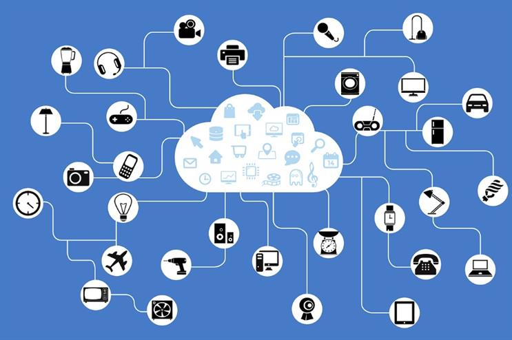The Internet of Things (IOT) will shape the future of experiential marketing