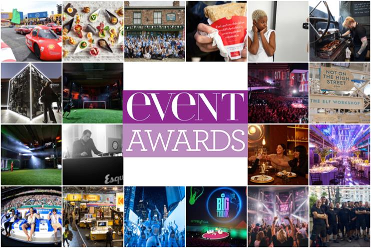 Event Awards 2017: Winners case studies