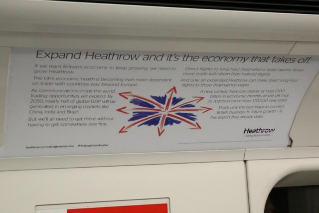 Heathrow: ASA bans expansion ad