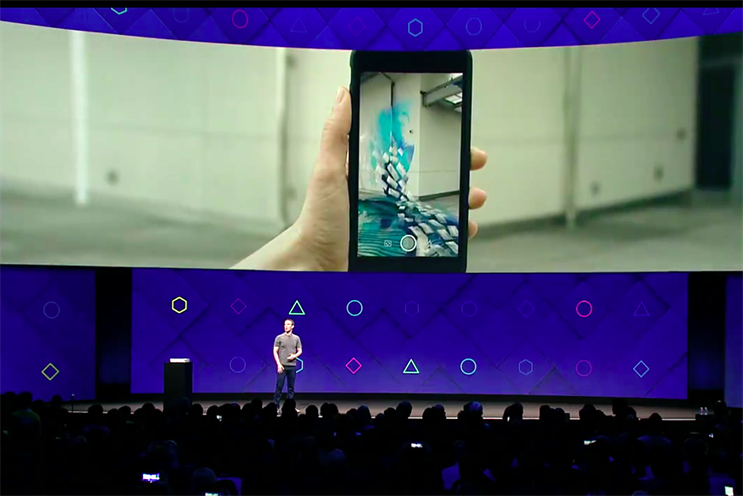 Facebook's AR plans have the industry in a tizzy