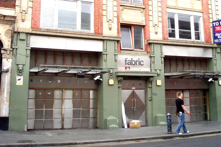 After Fabric closure, will the next music Mecca be brand-focused?