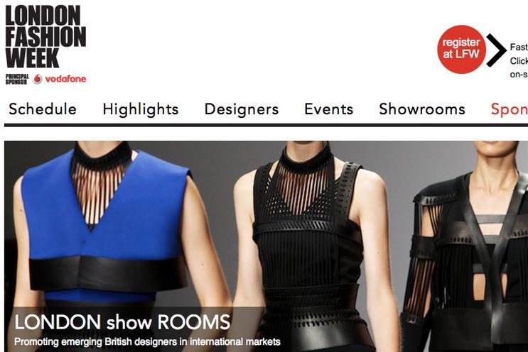 London Fashion Week: begins tomorrow