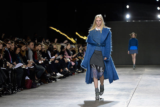 How Topshop is championing the social catwalk at London Fashion Week