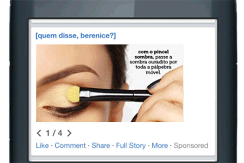 Facebook: it has launched Slideshow