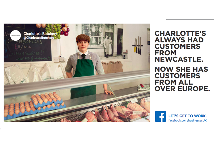 Facebook launches campaign championing small British businesses