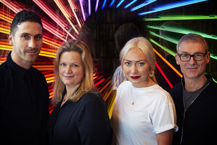 Vicki Holgate departs FCB Inferno in strategy team restructure