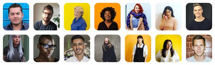 Meet 100 LGBT+ creative trailblazers redefining the industry