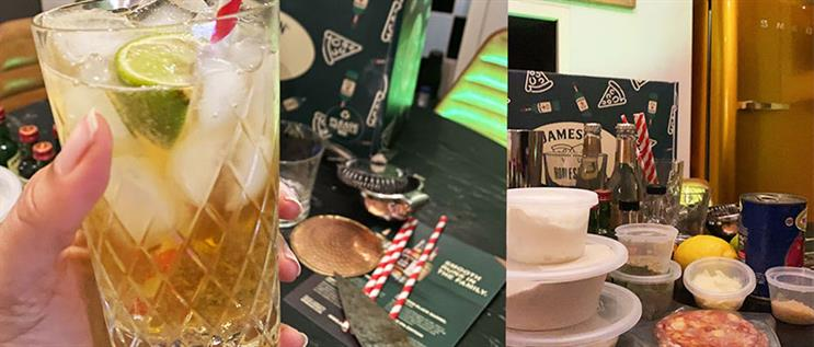 Pernod Ricard: immersive brand masterclass hosted by Jameson