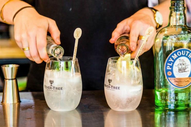 Fever-Tree: hosting gin garden in Manchester