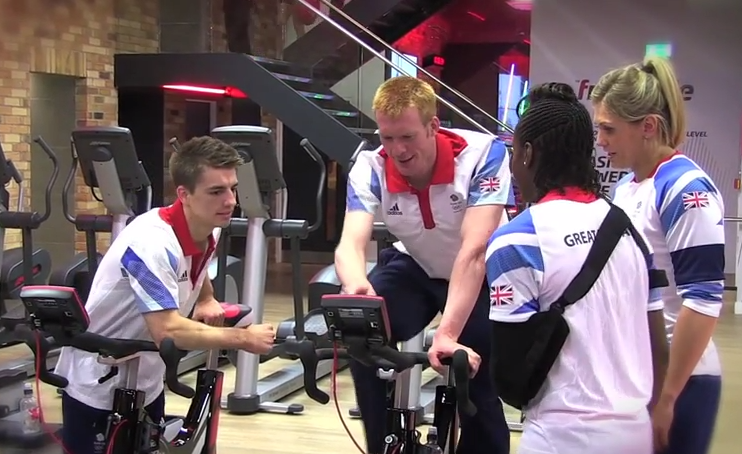 Fitness First is Team GB's first official fitness partner