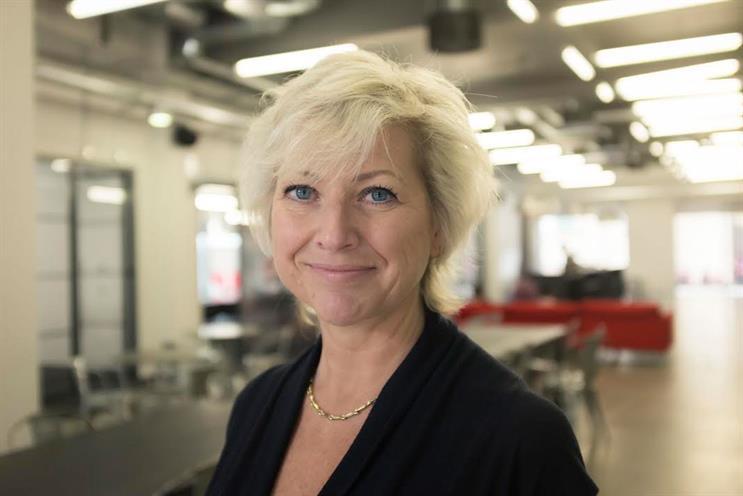 Fiona Fitzgibbon: head of media at Cheil Worldwide