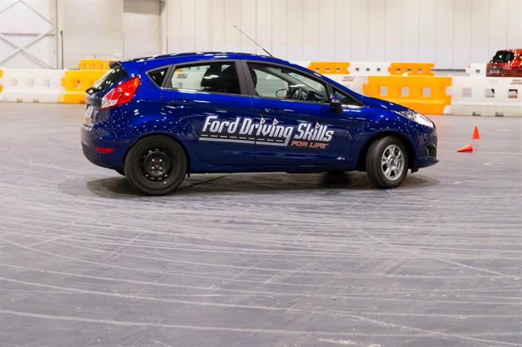 Lisa Brankin discusses Ford's immersive training sessions