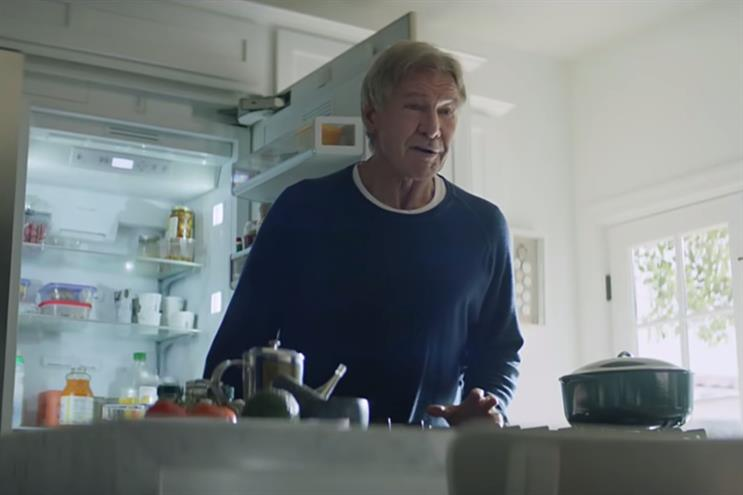 Amazon splashed out on a 2019 Super Bowl ad starring Harrison Ford