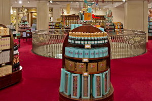 The race will go past stores including Fortnum & Mason