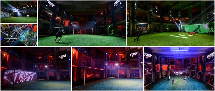 Why Nike Strike Night is the experience we all wish we'd created