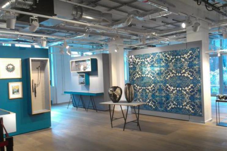 Foyles opens multi-sensory exhibition with Futurecity